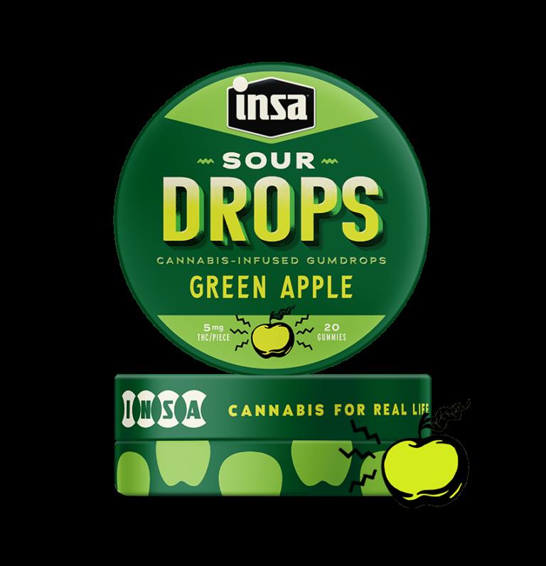 Drops-Green-Apple