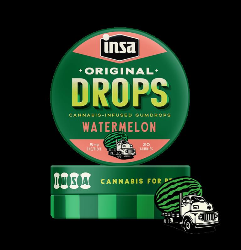 Drops-Watermelon